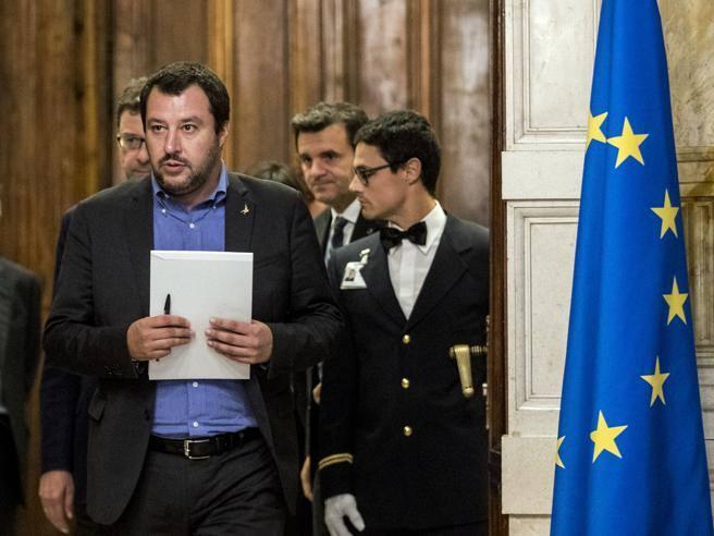 Salvini pronto a rompere sul governo. Ed evoca il voto: «Il Quirinale si assumerà la responsabilità»