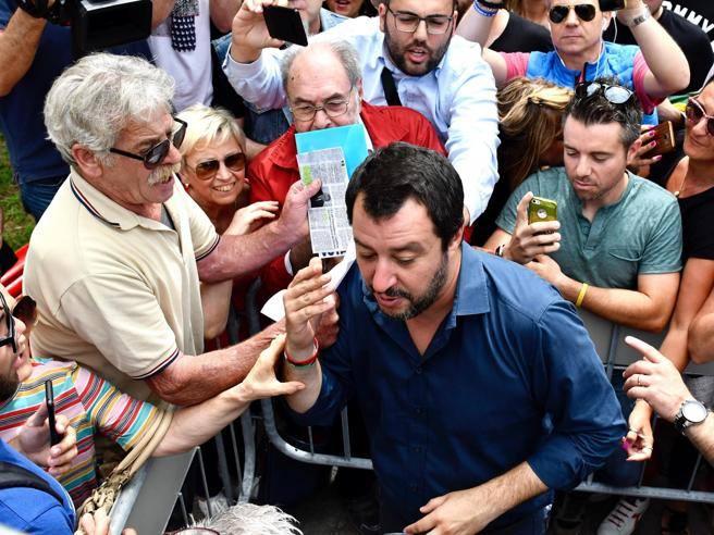 salvini milano 18 maggio - photo #23