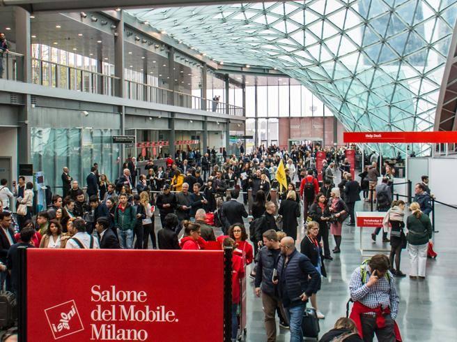 Milano salone del mobile l assalto delle scippatrici rom for Salone veneto del mobile