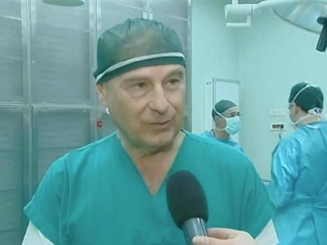 Norberto Confalonieri, 6 anni e 6 mesi all?ex primario del Pini per le tangenti sulle protesi